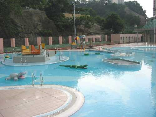 Fun In Kwun Tong Jordan Valley Swimming Pool